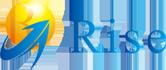 ライズ株式会社 ロゴ